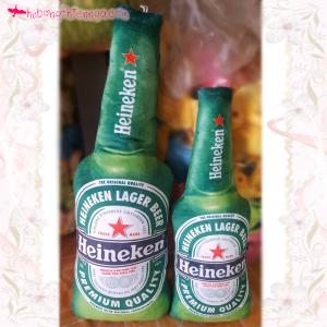 Gối ôm 3d chai bia Heineken