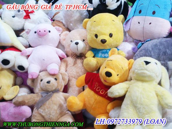 Gấu bông si giá rẻ Tp.hcm