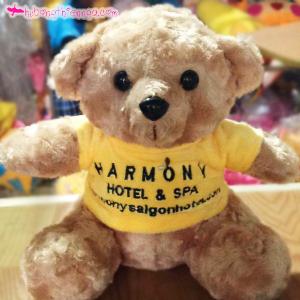 Gấu bông quà tặng cao cấp cho công ty